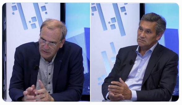 Hervé Dumez et Etienne Minvielle